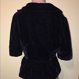 Black Banana Republic blazer size Small
